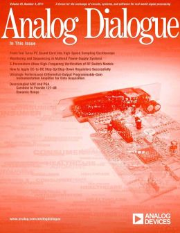 Analog Dialogue, Volume 45, Number 4