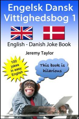 Engelsk Dansk Vittighedsbog 1