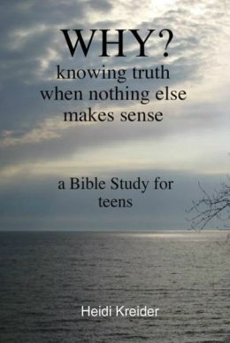 Why...a Bible Study for teens