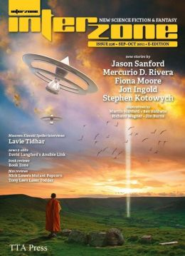 Interzone 236 Sept: Oct 2011