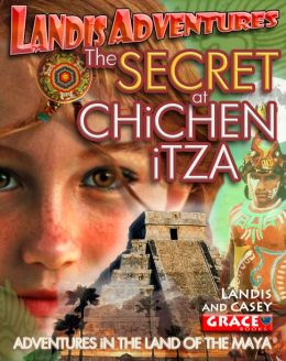 Best Books for Young Adults: The Secret At Chichen Itza