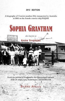Sophia Grantham aka Kezia Tregilgus