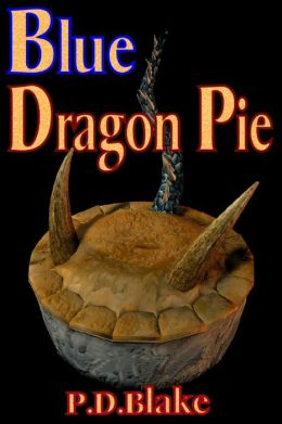 Blue Dragon Pie