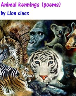 Animal kennings (poems)