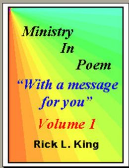 Ministry in Poem Vol 1