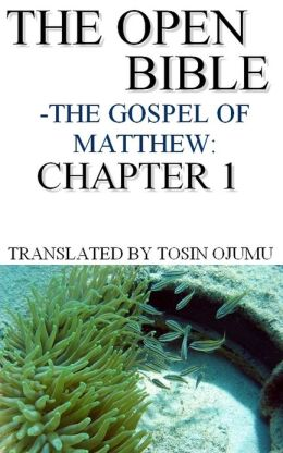 The Open Bible: The Gospel of Matthew: Chapter 1