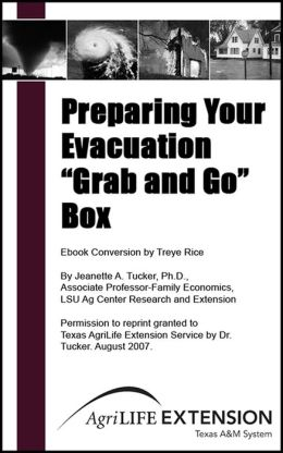 Preparing Your Evacuation