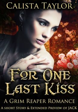 For One Last Kiss: A Grim Reaper Romance