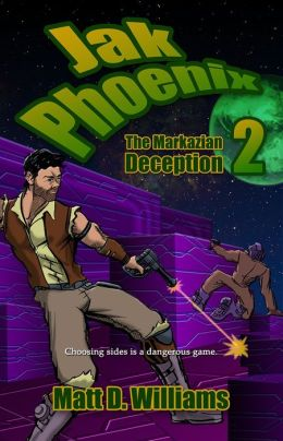 Jak Phoenix 2: The Markazian Deception