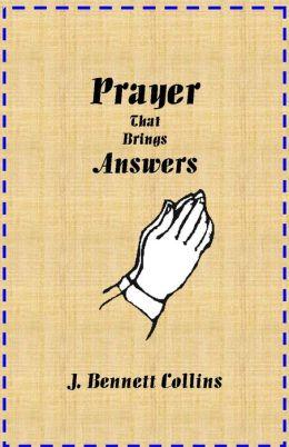 Prayer That Brings Answers