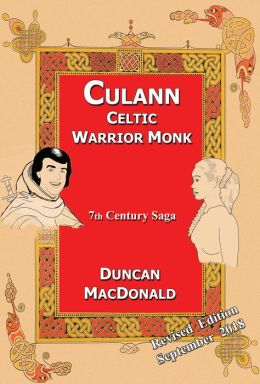 Culann, Celtic Warrior Monk