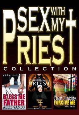 Sex With My Priest (3 Books)
