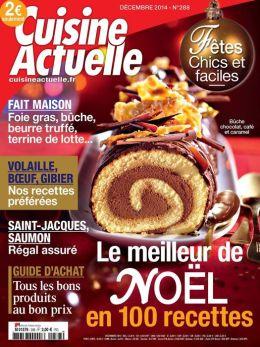 CUISINE ACTUELLE - December 2014