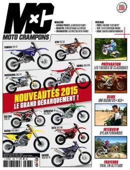 Moto Crampons - Issue 337