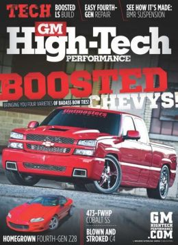GM High Tech Performance - August 2014
