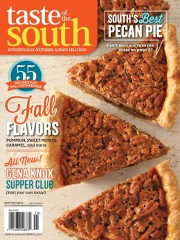 Cooking with Paula Deen & Taste of the South Combo - Taste of the South - September-October 2014