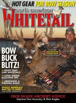 North American Whitetail - July 2014