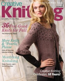 Creative Knitting - Autumn 2014