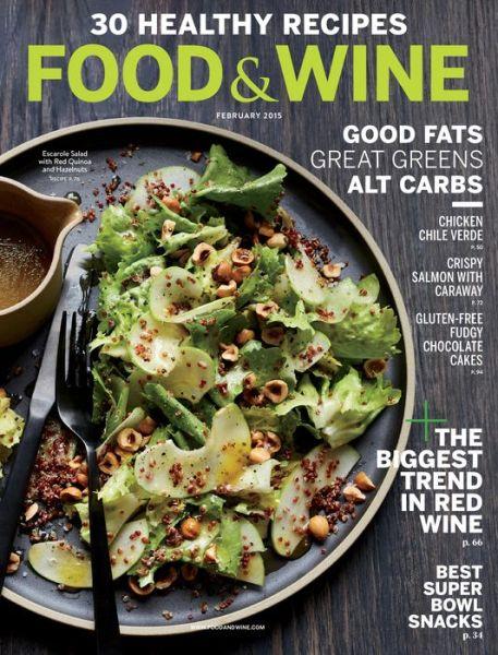 Food & Wine - February 2015