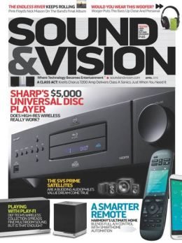 Sound & Vision - April 2015