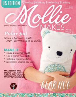 Mollie Makes - US edition - December 2014