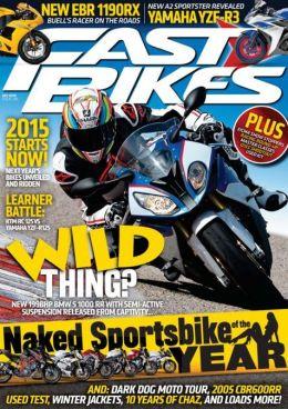 Fast Bikes Magazine - December 2014