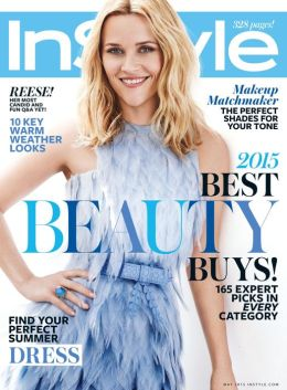InStyle - 50% Off - May 2015