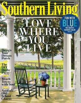 Southern Living Magazine - 50% Off - May 2015