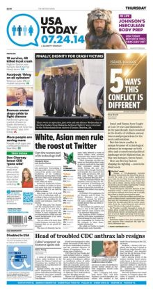 USA Today - 07/24/14