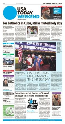 USA Today - 12/26/14
