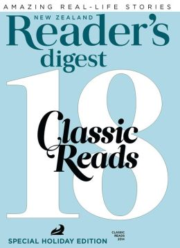 Readers Digest New Zealand - 13th Issue 2014