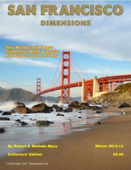 SAN FRANCISCO DIMENSIONS - Winter 2013-14