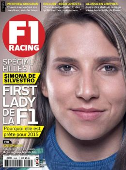 F1 Racing - Issue 186