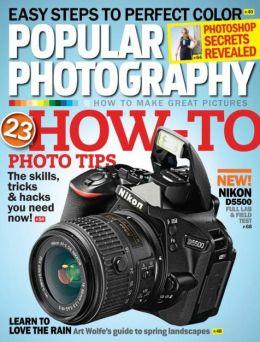 Popular Photography - May 2015