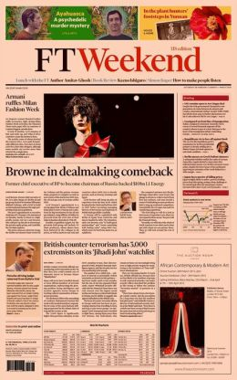 Financial Times - Saturday, February 28, 2015