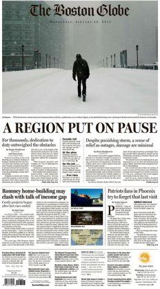 Boston Globe - 01/28/15