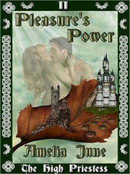 Pleasure's Power [Tarot: The High Priestess]