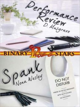 Binary Stars, Vol. 4: Performance Review / Spank