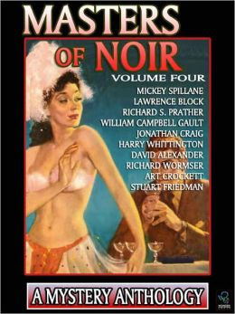 Masters of Noir: Volume Four