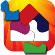 Product Image. Title: Shape Builder - the Preschool Learning Puzzle Game