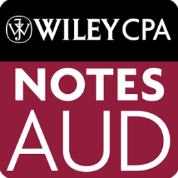 AUD Notes - Wiley CPA Exam Auditing & Attestation