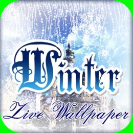 Winter Fantasy Live Wallpaper