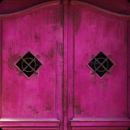 Abbeys Doors Wallpaper