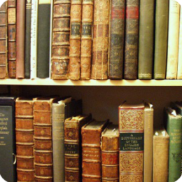 I Love Books 2 (64 Antique Book Cover Wallpapers)