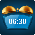 Product Image. Title: Weather, Calendar, Alarm Clock, ToDo List, Night Stand Clock - App & Wallpaper Helper