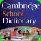 Cambridge School Dictionary