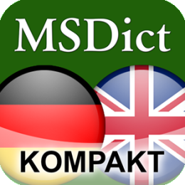 Dictionary German <-> English CONCISE by PONS