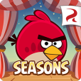 Product Image. Title: Angry Birds Seasons