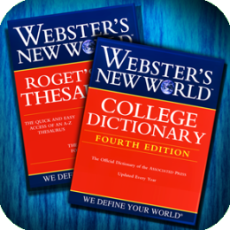 Webster's College Dictionary and Roget's Thesaurus