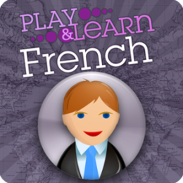 Play & Learn French - Speak & Talk Fast With Easy Games, Quick Phrases & Essential Words